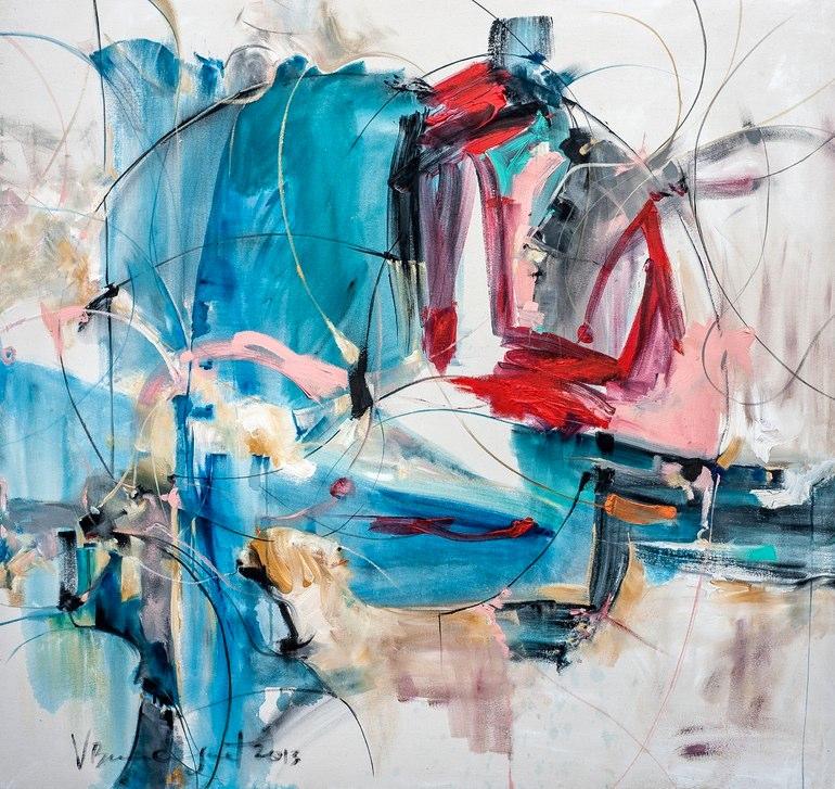 Vicky Barranguet - A SansaArt Artist