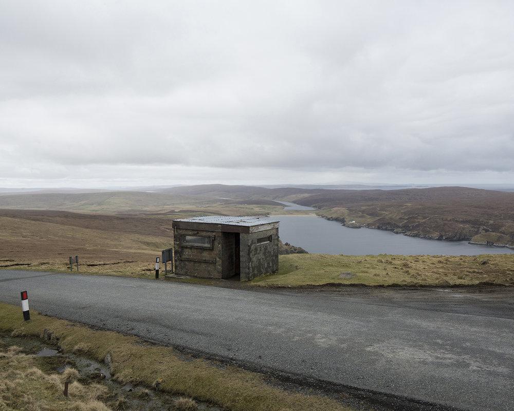 6. Saxa Vord former Guardsmans hut. Looking South.jpg