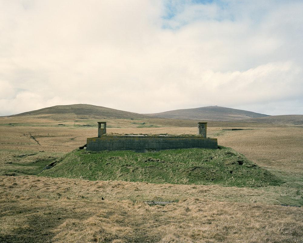 RAF Skaw, Unst, former WW2 base