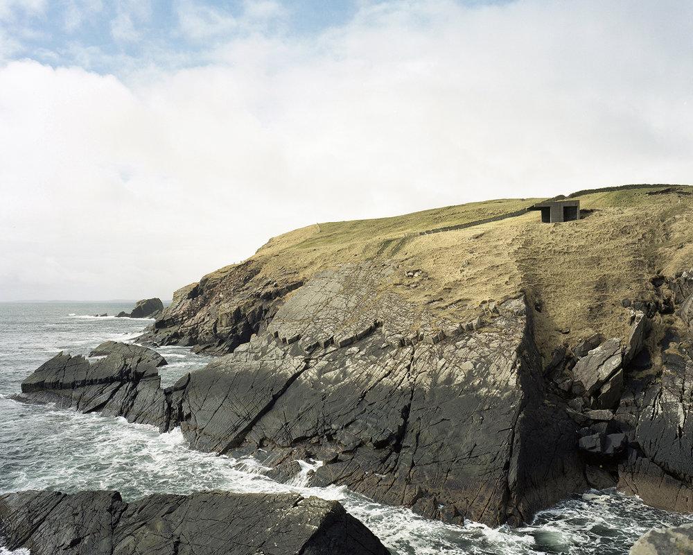 Former WW2 coastal battery, Ness of Sound