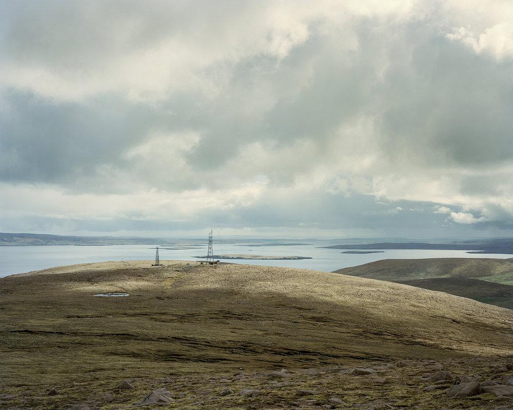 Shetland Reconnaissance  Richard Chivers