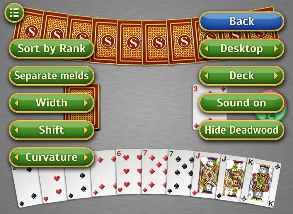 Gin Rummy by Mahjong, recommended app for people living with dementia (3)