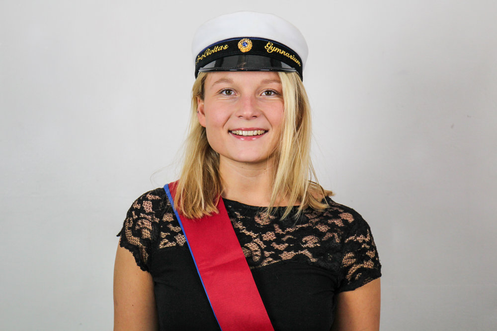 Ellen Olsson, Övermarskalk.