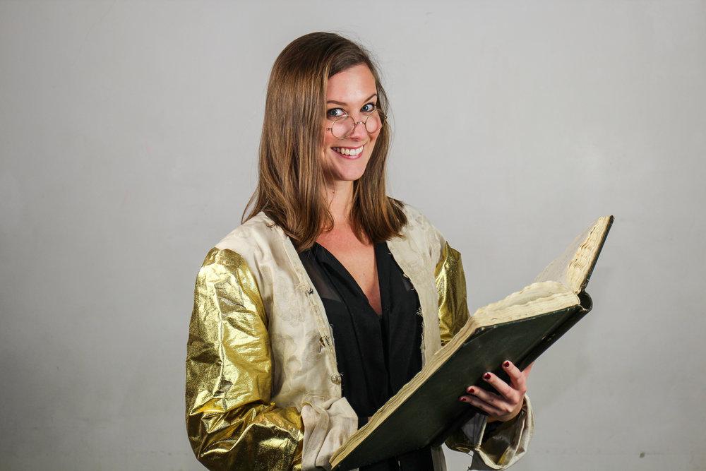 Anna Jennbert, alumni foreman.