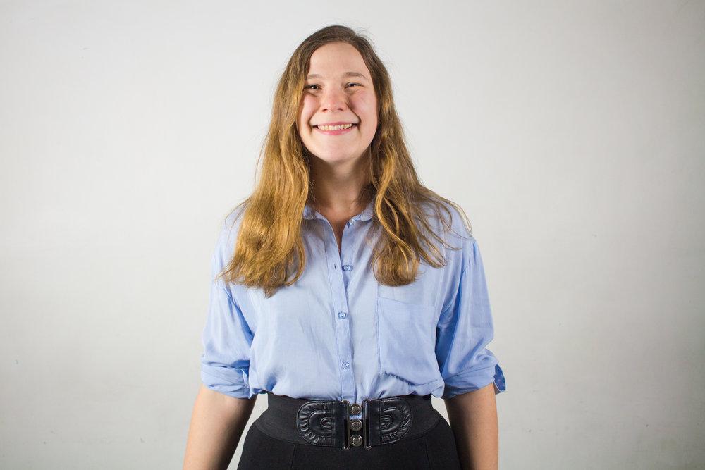 Erika Alm, Alumniförman.