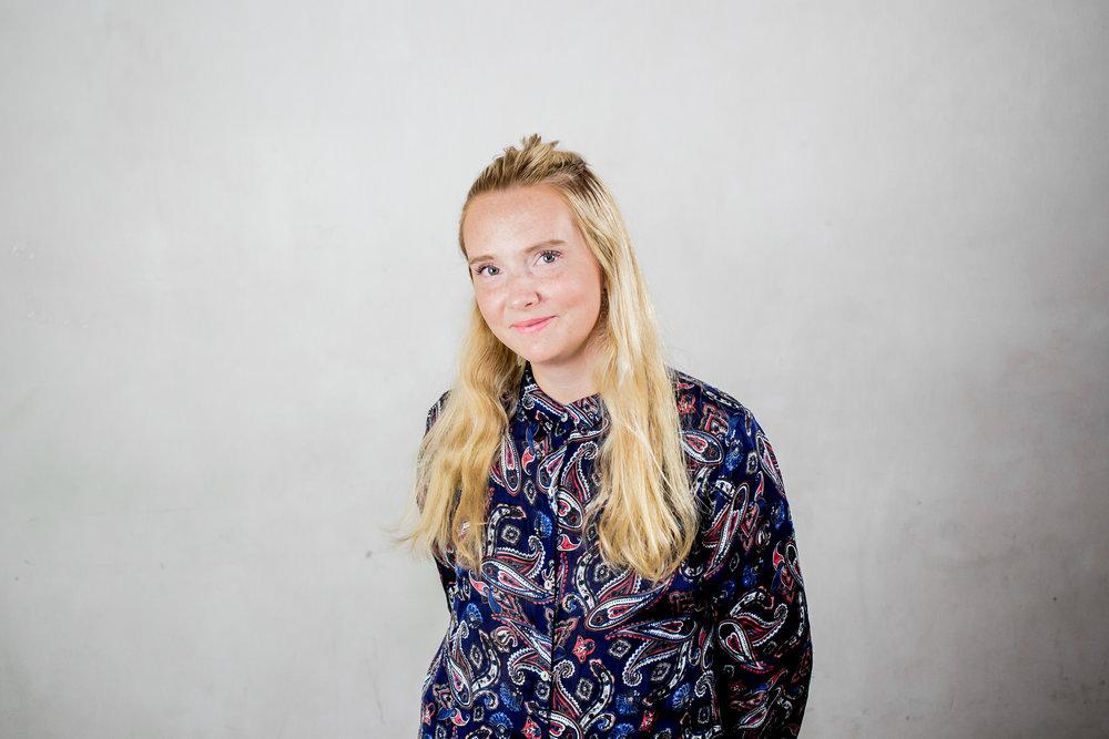 Karolina Rosengren, NATU-förman.