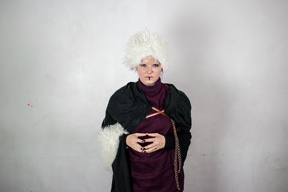 Rebecca Frankel, Arkivarie.
