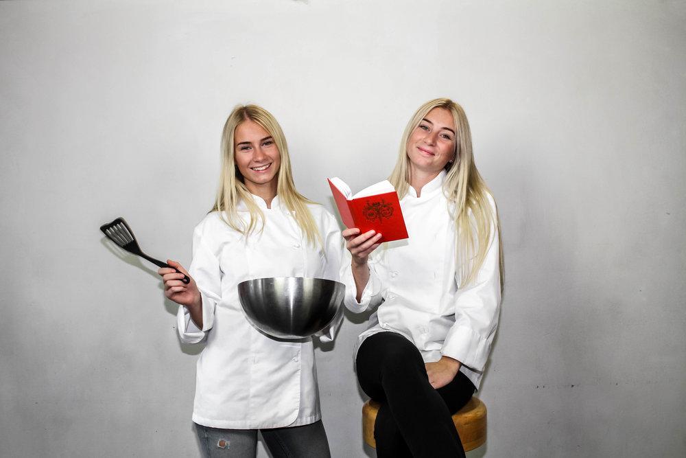 Anna Lindahl och Erika Lindahl