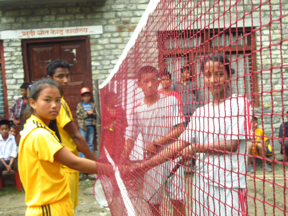 Volleyball Nepal 2