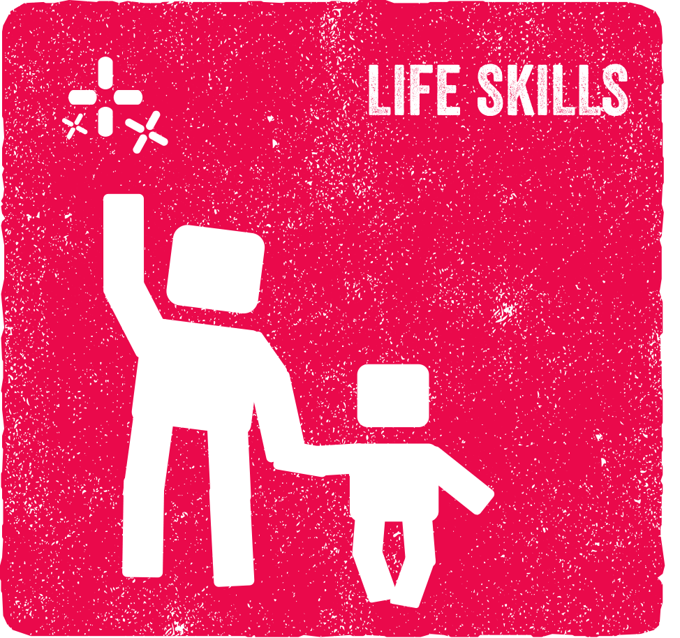 Copy of Copy of Life Skills