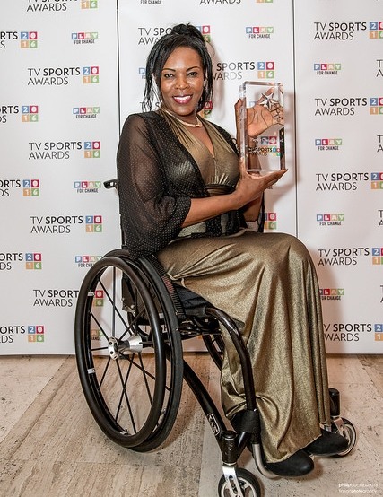 Anne won the 2016 Play for Change award at the TV Sports Awards