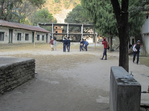 The Khelaun programme has added facilities to Amar school