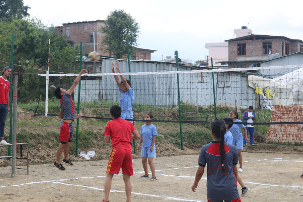 Tri ratna Vs Jana Uday for 3rd place.JPG