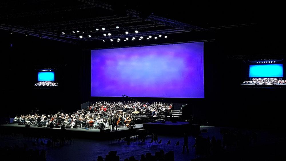 Infrastructure générale  - Orchestre National de Lille 2017, Villeneuve d'Ascq
