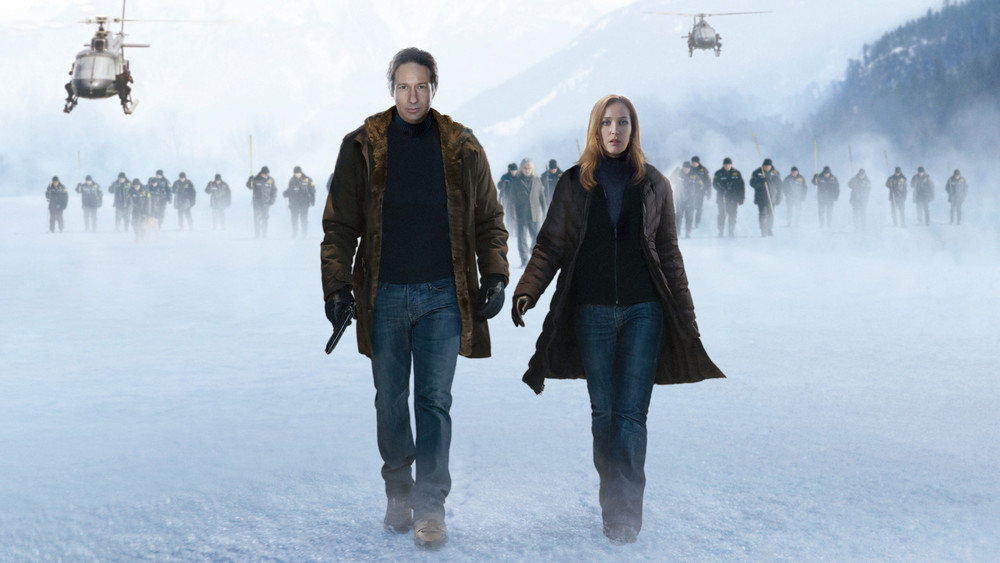 'The X-Files: I Want to Believe', 20th Century Fox