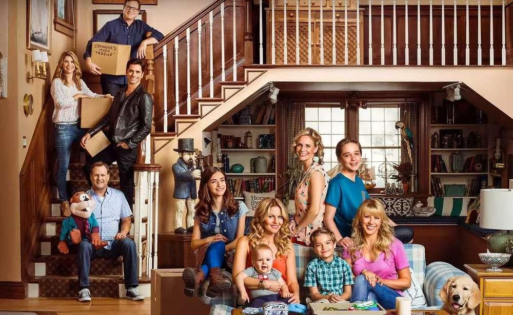 'Fuller House', Netflix