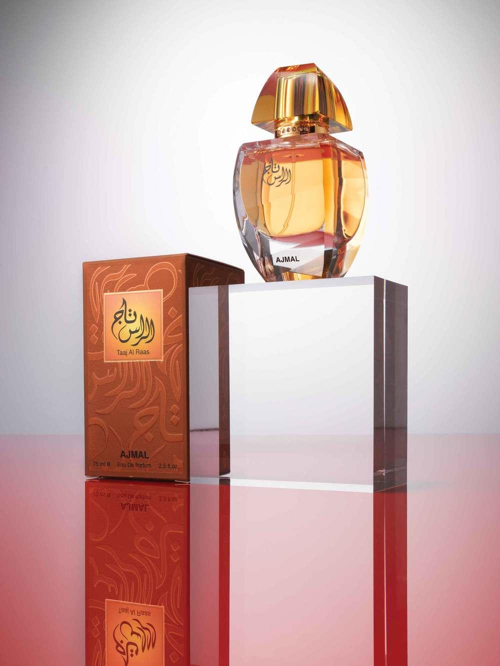 Tamara-Elphick-Ajmal-Fragrance-Perfume