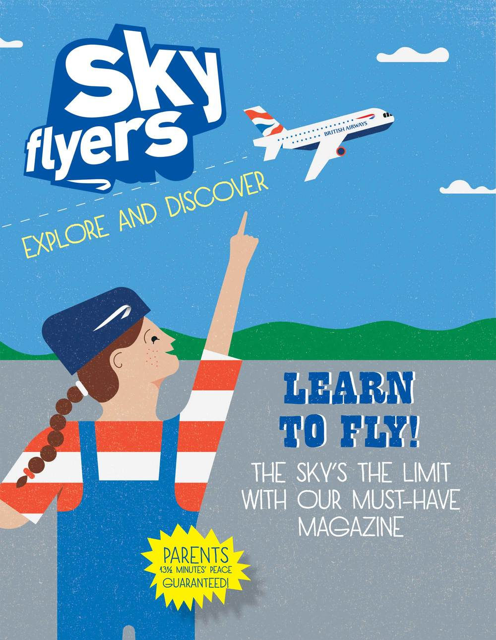 Tamara-Elphick-Skyflyers-British-Airways-Cover