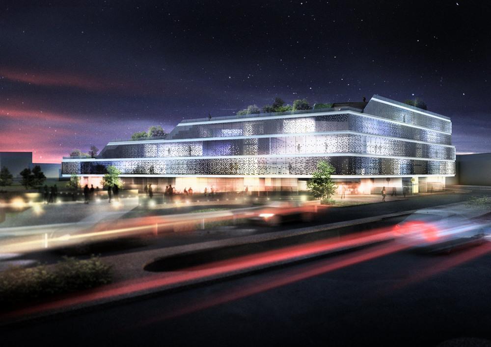 Architekt Wolfsburg bhw wolfsburg tzou lubroth architekten