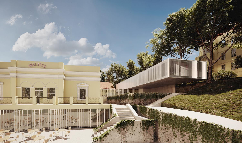 Tzou Lubroth Architekten