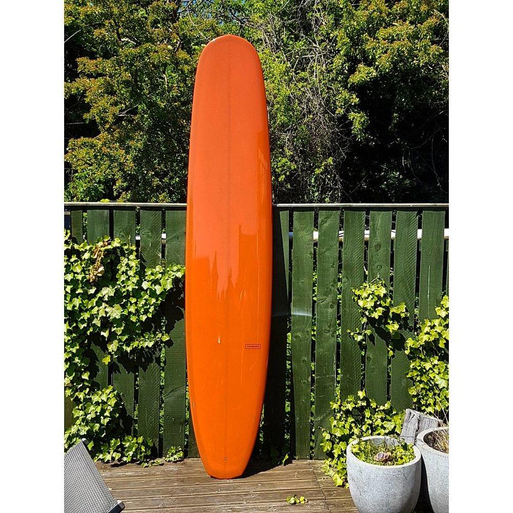 Custom Volan Kelpie Longboard Surfboard