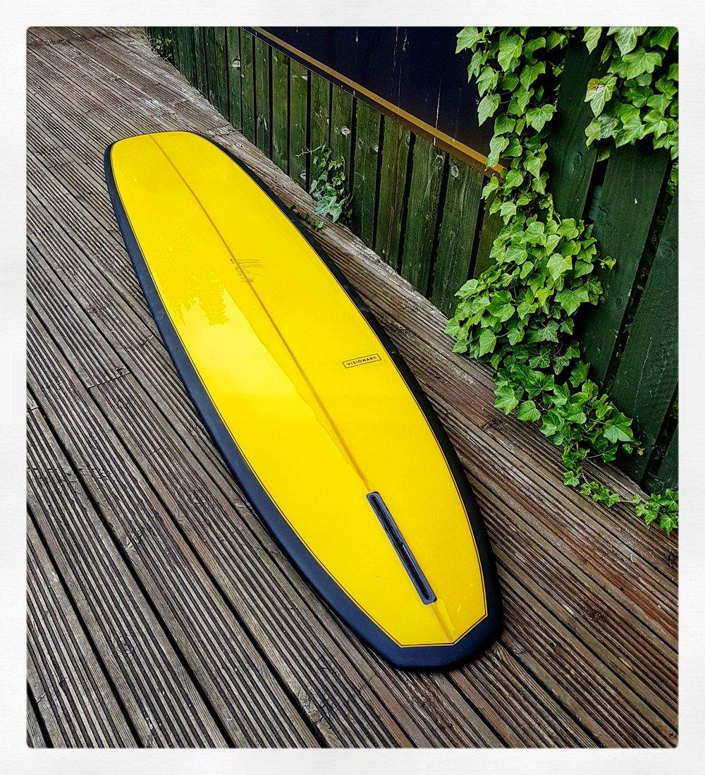 Kelpie Longboard