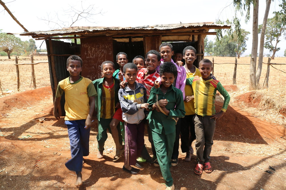Babisi Sonto Full Cycle Elementary School in Amhara, Ethiopia. - WaterAid/Behailu Shiferaw