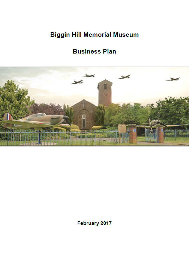 Click to download the Museum's Business Plan