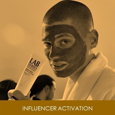 INFLUENCER ACTIVATION