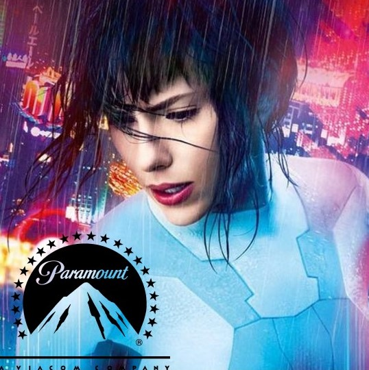 PARAMOUNT PICTURES: GHOST IN THE SHELL