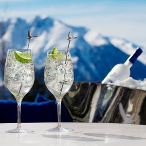 GREY GOOSE: COURCHEVEL