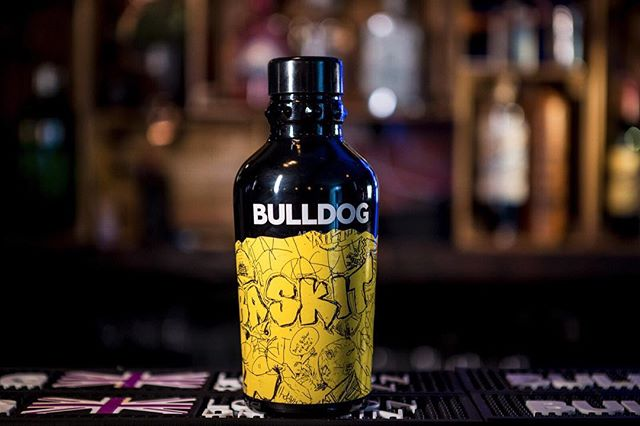 Our brand team partnered our client BullDog Gin with grime king Dizzee Rascal & Island Records UK for a limited edition bottle to accompany Dizzee's first new album in four years 'Raskit'. . It seems like the rapper has added, thematically speaking, a part two to Boy In Da Corner. The 16-track album – bleeping with jarring futuristic beats, riding on grimey instrumentals and thudding with criminal baselines – looks back on his youth from the other side. And while his inherent resentment for a political system that stuck him in a corner and forgot about him remains (he slams Boris Johnson, the government, rising house prices and overdevelopment) , so does his support for London's youth. .  Follow @bulldoggin_uk and Tag 1 friend to win a limited edition #BULLDOGGin bottle in partnership with @Dizzeerascal. .  #BULLDOG #MODERNGIN #DUSKTILDAWN #IslandRecordsUK #DizzeeRascal #music #Raskit #competition #areyouawinner #brandrevmusic #brandreventertainment