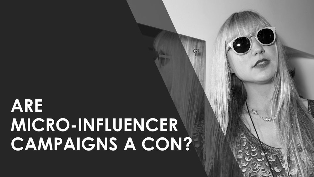 "HAVE WE BEEN DUPED BY THE WORLD OF THE MICRO-INFLUENCER? By Dudley Nevill-Spencer - CEO Brand Revolution and The Influencer Agency There has been a lot of negative talk about micro-Influencer campaigns recently, some have even gone so far to say say they are a ""scam"" and, in some contexts, I couldn't agree more. How can I say that when I own an Influencer Agency, well it's related to the automation of the industry and the way that some Micro-Influencer platforms are used and the methods some of the Influencers on those platforms use to boost their followers. Let me explain. We've been working in Influencer marketing since the beginning. I remember sitting down with my business Partner (now Wife) when we first started a consultancy – pre-Brand Revolution and The Influencer Agency  - and trying to come up with a term that explained what we did. We were connecting brands to influential people on social media, as well as gatekeepers to UHNW, celebrities and their inner circles and key people in trade. Our belief was that if these people became genuine brand fans of a product they would talk about it and INFLUENCE the consumer. They were the tastemakers - we called this ""Influencer Marketing"". Influencer marketing is now considered to be purely about social media only Influencers (although I think this will change). We still work across all the categories I mention above and we still feel that for a truly influential campaign you need to hit all those key Influencer segments - but I digress. The reason we started our Influencer consultancy - way back in 08 - was because we believed that paid-for advertising was starting to lose its effectiveness, particularly among young consumers, and that earned media (mentions, shares, reposts, comments - even WOM ), built on a genuine connection between brands and Influencers was going to grow in importance. The truth is we were probably a few years ahead of the curve, but the power and value brands in creating those genuine links was indisputable. We now however have a large section of the Influencer industry that works in the complete opposite way. Through automated systems and platforms a brand says what kind of a post they want, how much money they will pay and the scale of followers, the Influencer registers interest, the brand signs-off the deal and the campaign is executed. This kind of non-personal, ""partner unknown"" execution is not what Influencer marketing started out as, and in reality it is a form of ADVERTISING, or MEDIA BUYING more accurately. And it has its place - if done properly - and it's a way getting scale and executing multiple campaigns quickly But it's not as powerful as ""organic"" influencer marketing and it has risks. It also lacks authenticity and can lack relevance - and therefore effectiveness -  with the customer. Brands are not encouraged to check the values of the Influencer, to see if they actually resonate with the brand or the customers, to research them. It's easy to be blinded by the volume of followers, the filters for age, interests and location, but brands live and die by communicating consistent messages about what values they represent - "" luxury"", ""craft"", ""family values"", etc. The comments, subject matter, life the Influencer lives and the friends they have (not just the followers) determine the way Influencers are perceived by their audience, and not enough attention is paid to this. There is also the issue of fake followers, bots and made-up posts, and there have been a slew of ""fake Instagramers"" and fake posts - where brands have been caught out working with the wrong Influencer. This can affect a brands positioning, reputation and sales. Have a look at this post, the manufactured imagery has created some pretty awful comments from some of the followers.  https://www.instagram.com/p/BStdokIDPTa/ We have been championing Micro- Influencers for years, mainly because their engagement AND RESPONSE is so good, and if they are very small - 2.5k -  5k, they tend to have an incredible effect on sales for the clients we work with. Im not at liberty to reveal the exact brands and data but we have had results from working with influencers at that kind of micro level that have seen 300% increases in sales online in Global brands per country. Basically the bigger the Influencer, the lower the engagement and the lower the effect on sales for the brand. Large Influencers are good for distribution and awareness, but the sales response is more effective with micro-influencer campaigns. We call these super low volume Influencers ""Local Heroes"" - they are the Captain of the local football team, the cool gym instructor etc - they have a ""circle of influence"" that is legitimate - and they don't get many offers from brands - so when they promote something, their followers listen, engage and act. So how do you make sure your not taken for a ride in the Micro / Local Hero world - and how do you find them? Well that's the subject on the next post - I will delve into that tomorrow."