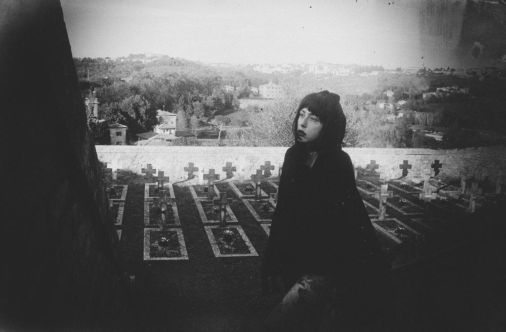 ilaria cimitero