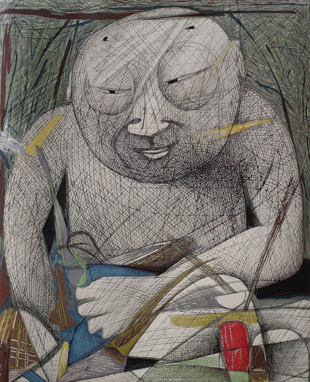 Human Buddha
