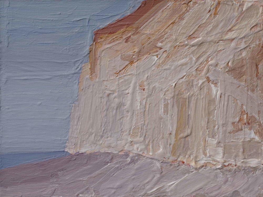 °∂Silent Cliffs 8°∑ propylene£¨40X30cm£¨ 2014.jpg