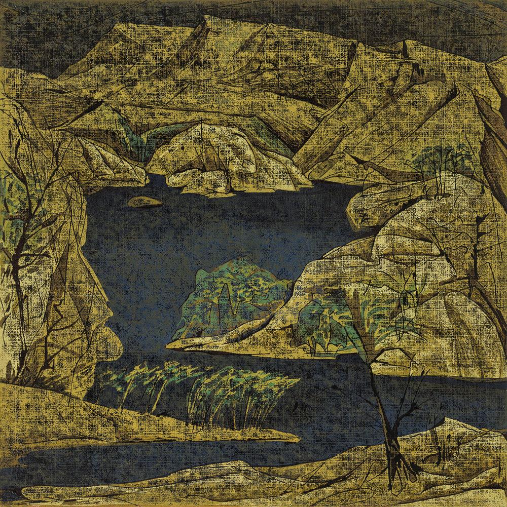 Lake Sanzhu