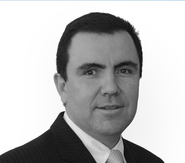 John Molina.  Director Comercial de SPC Internacional, tecnólogo, especialista en Seguridad de la Información