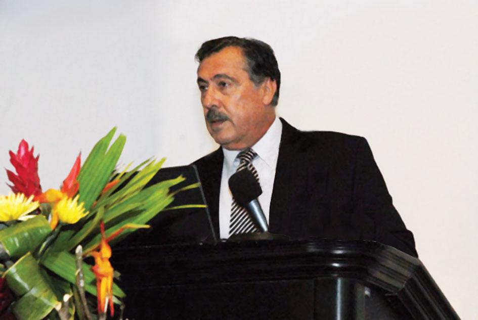 Jorge Guardia, a bogado, economista y columnista de La Nación.