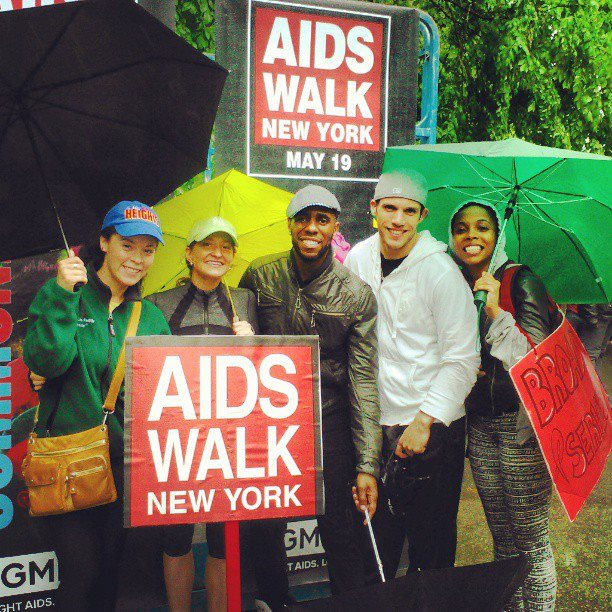 Broadway Cares Aids Walk, NYC.