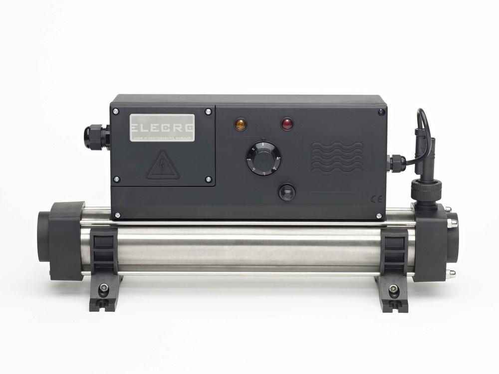 Riscaldatore EVO-Titanio