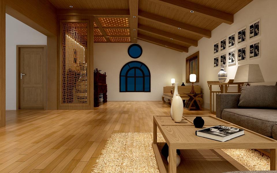 Come per una stanza spaziosa, una grande stanza, indipendentemente da come sia arredata, la nostra mente resta intrinsecamente spaziosa.