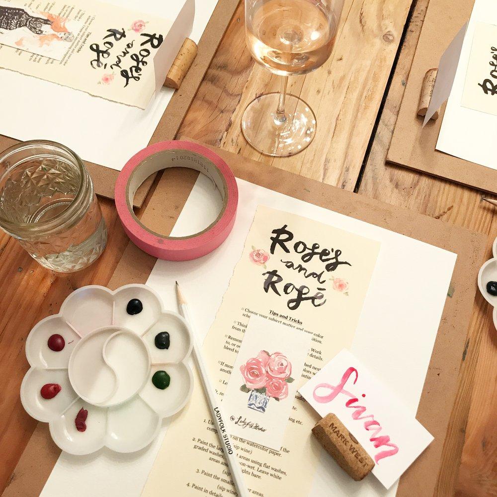 roses and rose sivan ayla