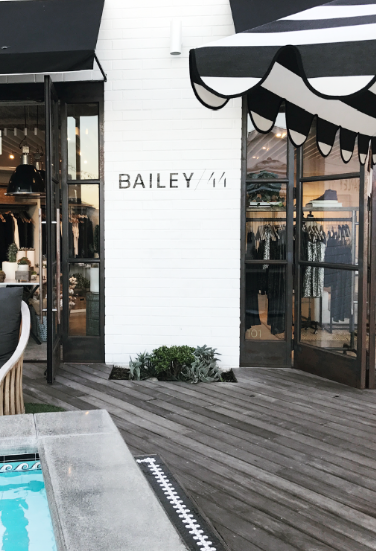 Bailey 44 Lido Marina Village Newport Beach