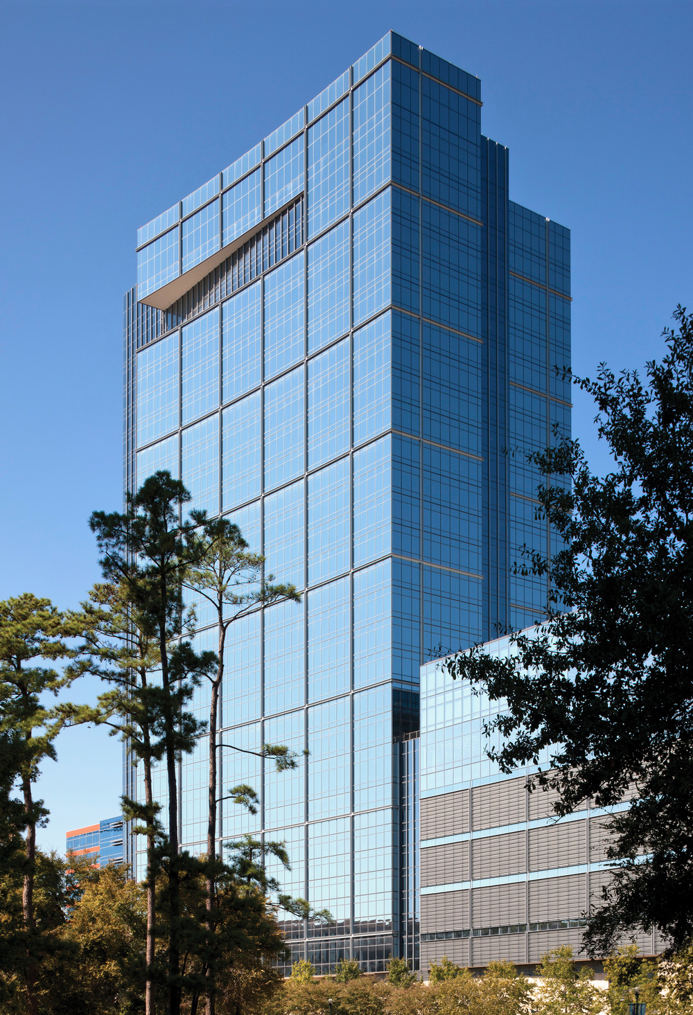 Anadarko Hackett Tower    Houston, Texas