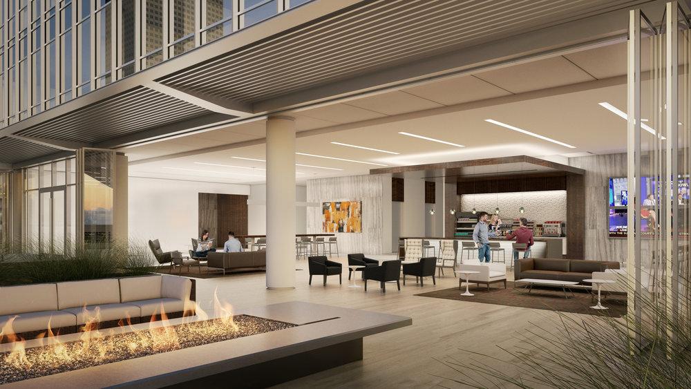 Sky Terrace Lounge