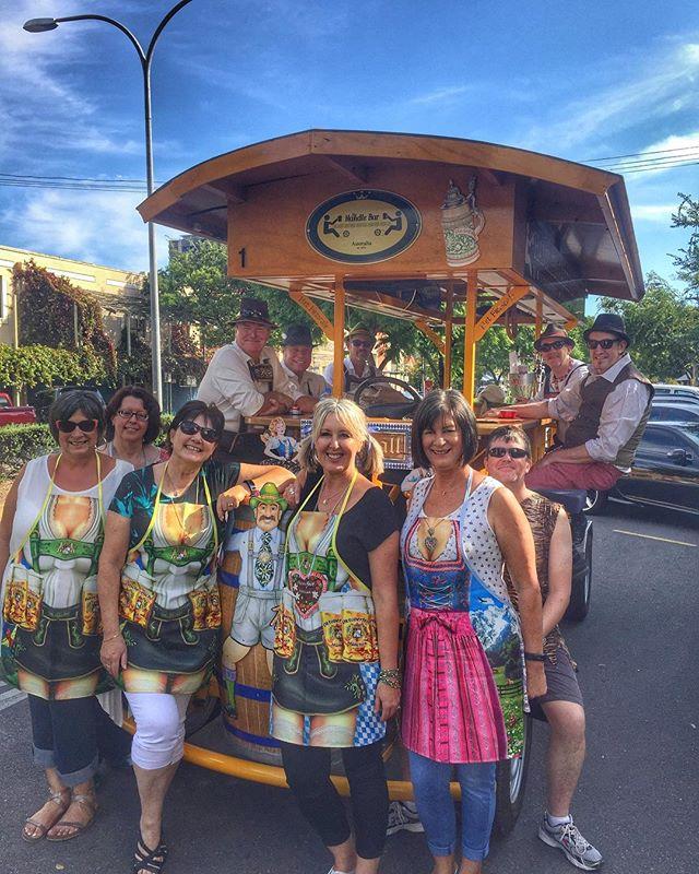 Oktoberfest in Munich has a new rival: Aprilfest in Adelaide!🍻🍻
