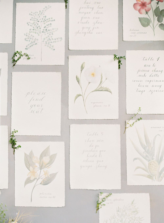 HAWAII WEDDING by Boston based designer mStarr design