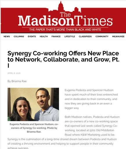 The Madison Times
