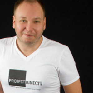 Gregg Potter                                                             Founder Executive Director                                Project Kinect